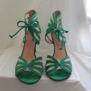 Stuart Weitzman  Openleaf sandals